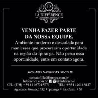 La difference esmalteria  SALÃO DE BELEZA