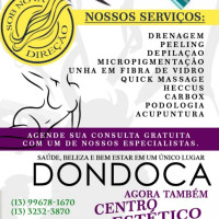 Vaga Emprego Manicure e pedicure Centro SANTOS São Paulo SALÃO DE BELEZA Dondoca Express