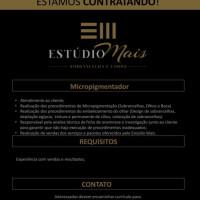 Vaga Emprego Designer de sobrancelhas Vila Olímpia SAO PAULO São Paulo CLÍNICA DE ESTÉTICA / SPA Estúdio Mais