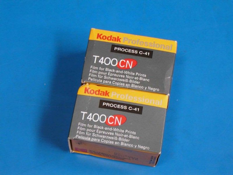 Pellicule Kodak Professionnelle T400CN