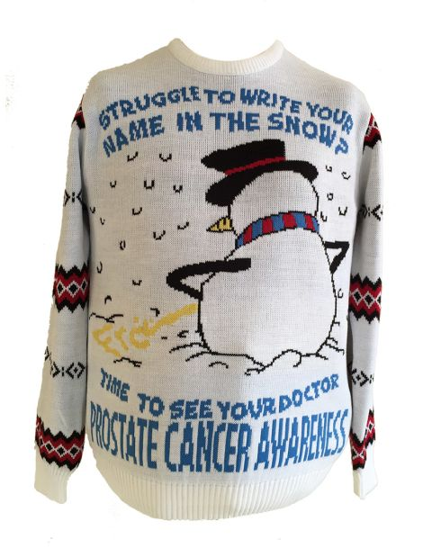 Prostate Cancer UK Sweater
