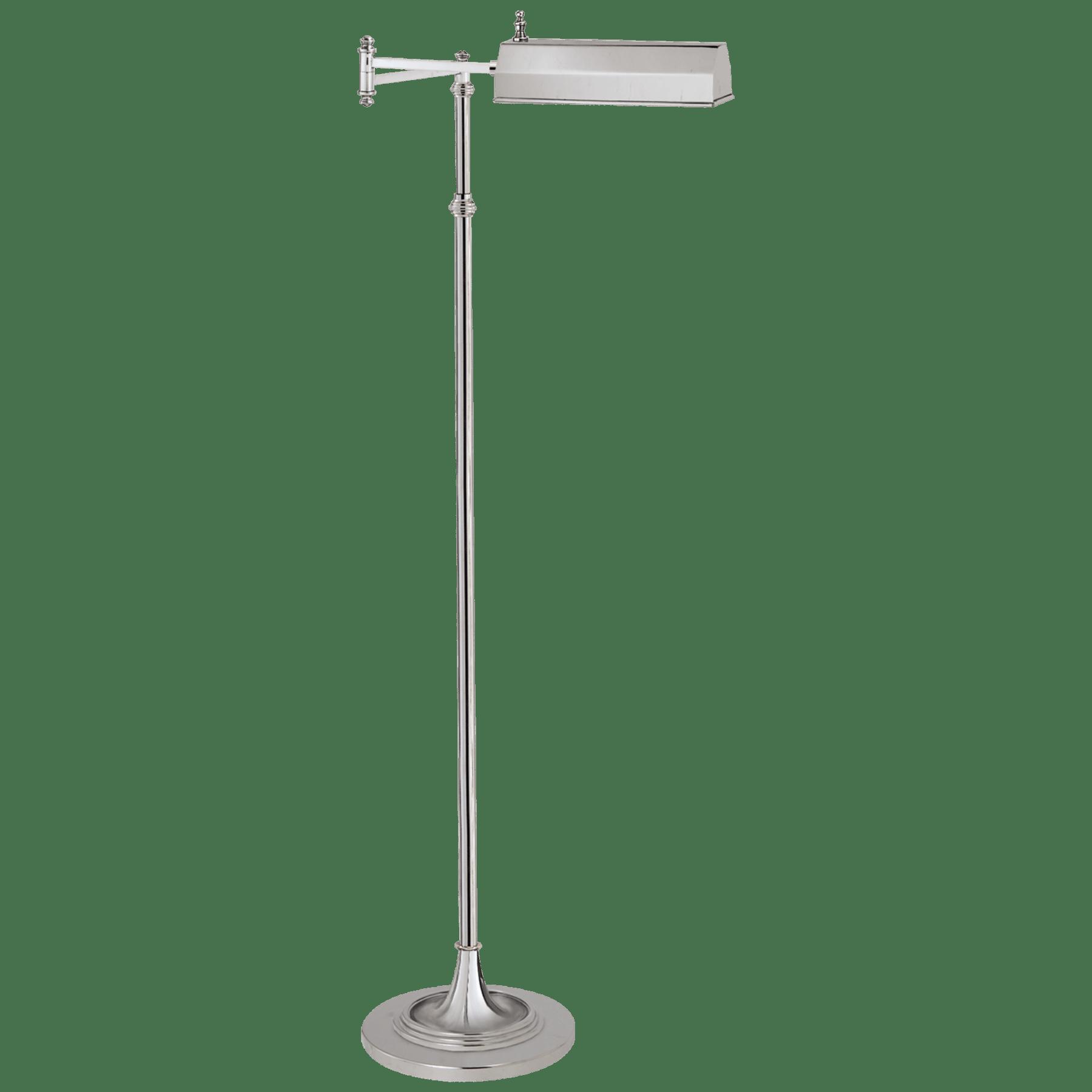 Dorchester Swing Arm Pharmacy Floor Lamp Circa Lighting