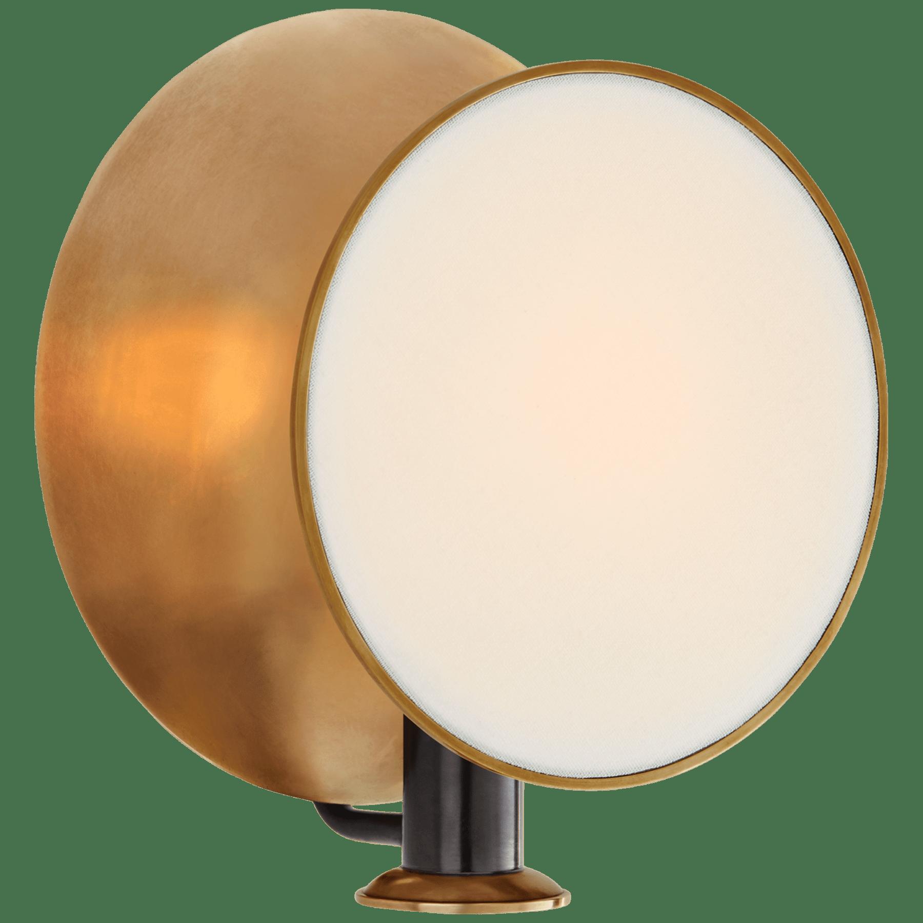 Osiris Single Reflector Sconce