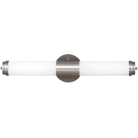 Valverde LED Wall / Bath Satin Aluminum