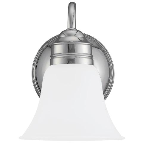 Gladstone One Light Wall / Bath Sconce Chrome