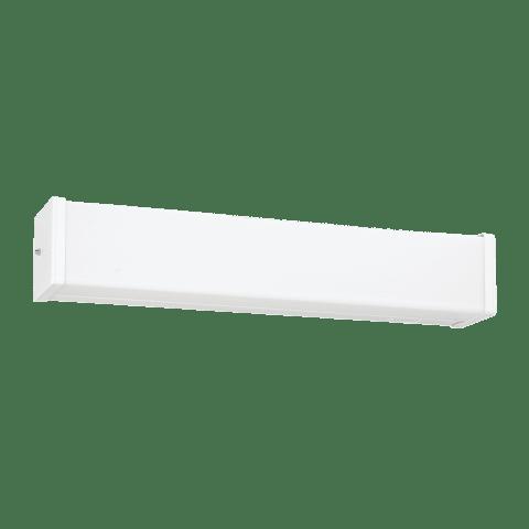 Two Light Multi-Volt Ceiling / Wall Mount White