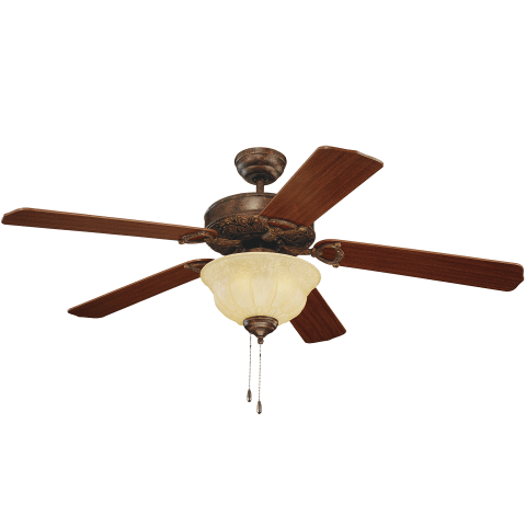 "52"" Ornate Elite Fan -  Tuscan Bronze"