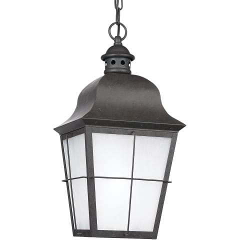 Chatham One Light Outdoor Pendant Oxidized Bronze