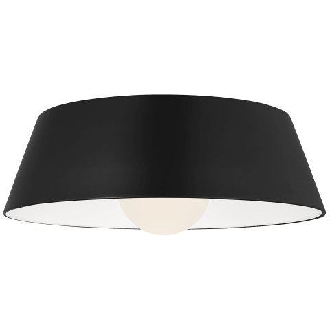 Joni Ceiling Matte Black 3000K 90 CRI Integrated LED 3000k 120v (T24)