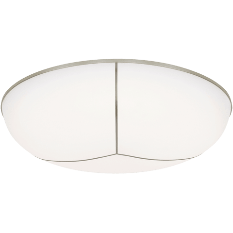 Tegan Ceiling satin nickel 2700K 90 CRI  led 90 cri 2700k 120v