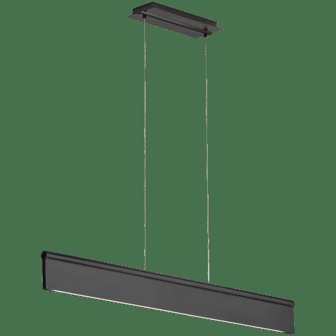 Ortex Linear Suspension black 3000K 80 CRI led 80 cri 3000k 120v