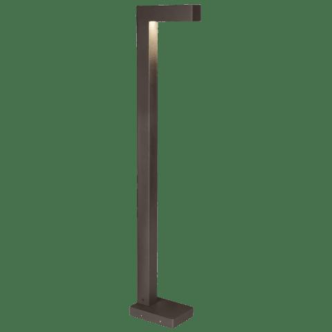 Strut Outdoor Bollard bronze 2700K 80 CRI