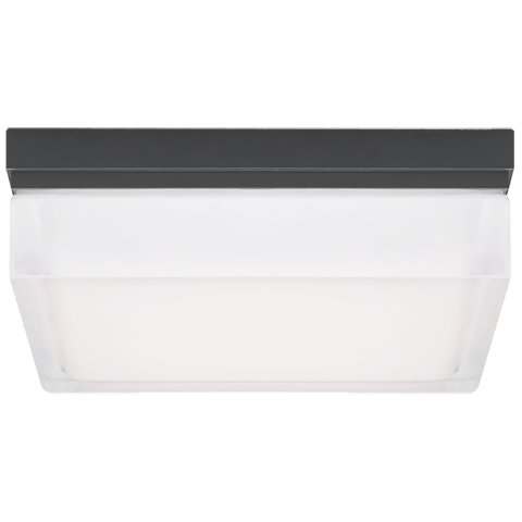 Boxie Small Outdoor Wall/Flush Mount Small bronze Not Applicable INC