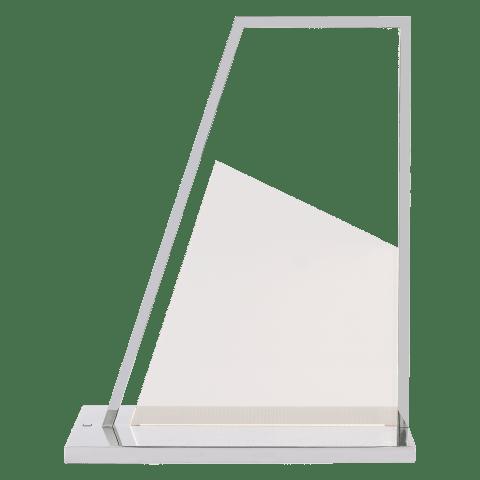 Albers Table Lamp polished nickel 2700K 90 CRI led 90 cri 2700k 120v