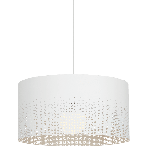 Crossblend Grande matte white no lamp