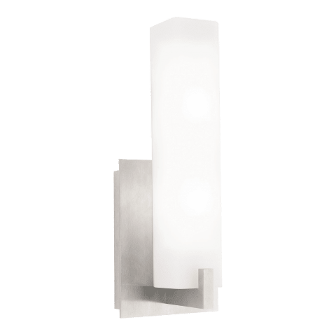Cosmo Wall Frost satin nickel 80 CRI led 90 cri 3000k 120v (t24)