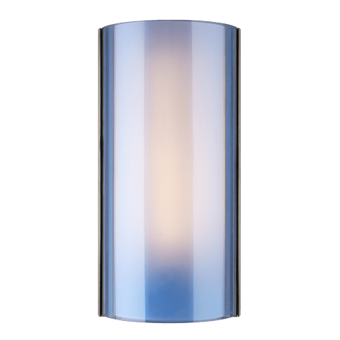 Jaxon Wall Steel Blue antique bronze compact fluorescent 120v