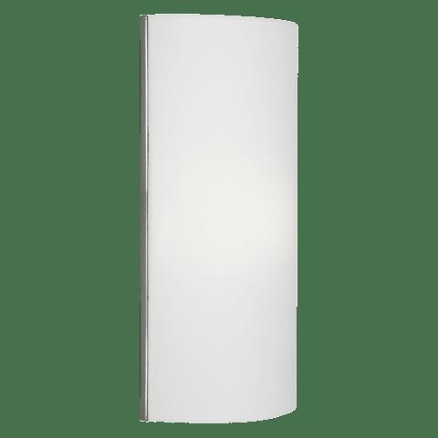 Lexington Wall White satin nickel led 2700k 120v