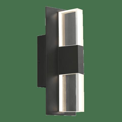 Lyft 12 Outdoor Wall black 3000K 80 CRI