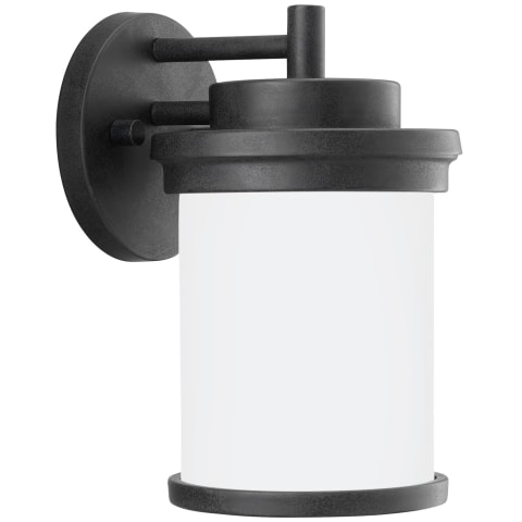 Winnetka One Light Outdoor Wall Lantern Forged Iron