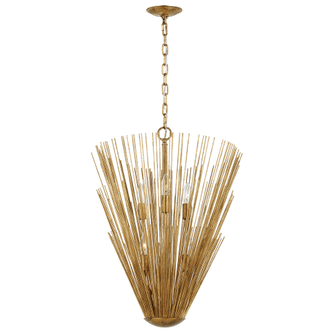 Helios Pendant Antique Gild