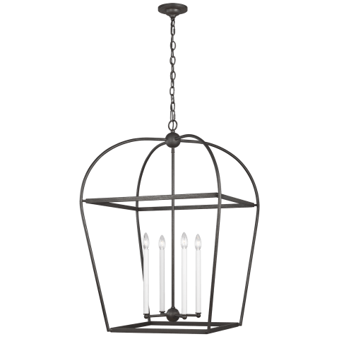 Stonington 4 - Light Lantern Smith Steel