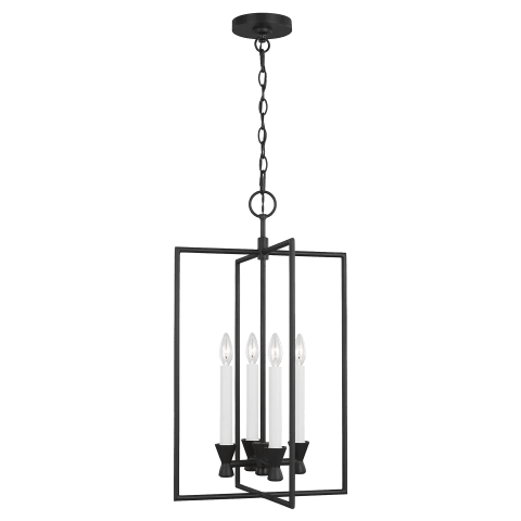 Keystone 4 - Light Lantern Aged Iron