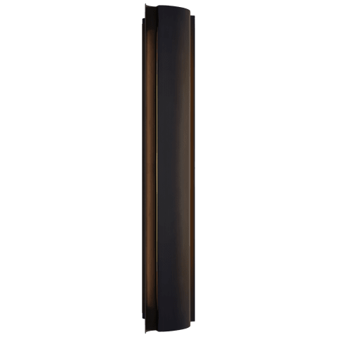 Jensen Large Wall Wash Sconce in Bronze