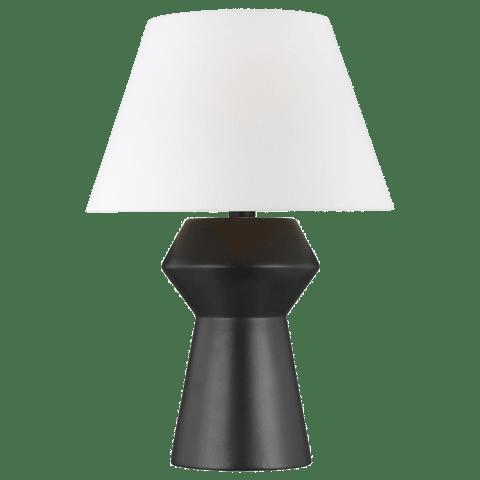 Abaco Inverted Table Lamp Coal Bulbs Inc