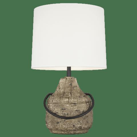 Augie 1 - Light Table Lamp Stone Bulbs Inc