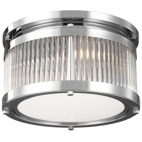 Paulson 2 - Light Flushmount Chrome