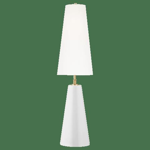 Lorne Table Lamp Arctic White Bulbs Inc