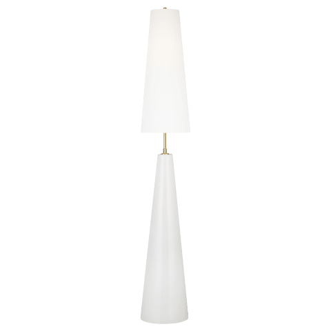 Lorne Floor Lamp Arctic White Bulbs Inc