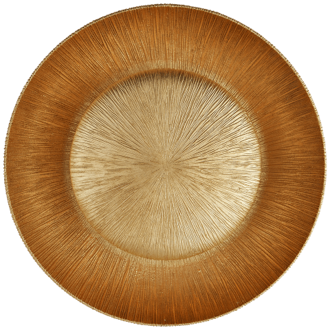 Utopia Large Reflector Sconce in Gild