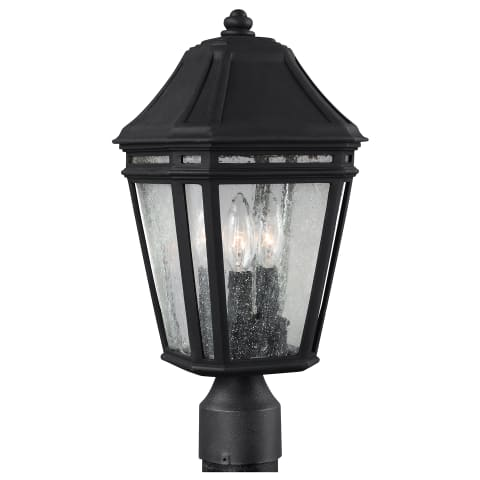 Londontowne 3 - Light Outdoor Post Black