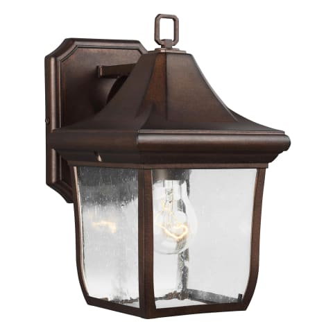 Oakmont Small Lantern Patina Bronze
