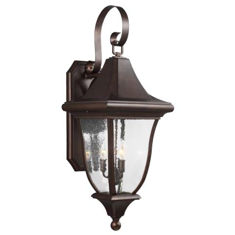 Oakmont Large Lantern Patina Bronze