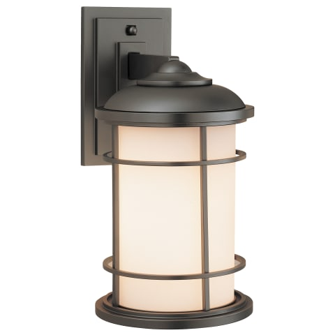 Lighthouse Medium Lantern Burnished Bronze