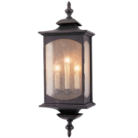Market Square Large Lantern Oil Rubbed Bronze
