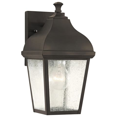 Terrace 1 - Light Wall Lantern Oil Rubbed Bronze