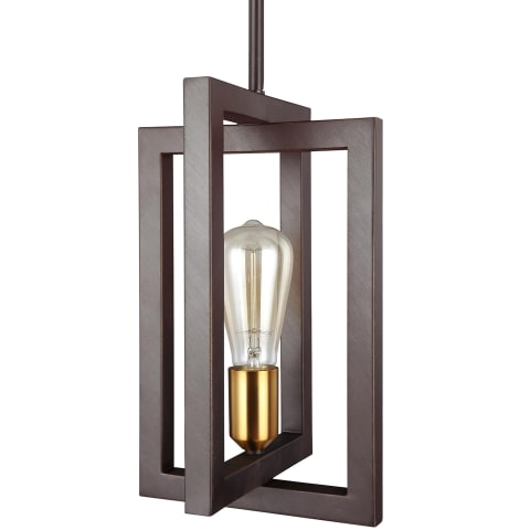 Finnegan 1 - Light Mini-Pendant New World Bronze