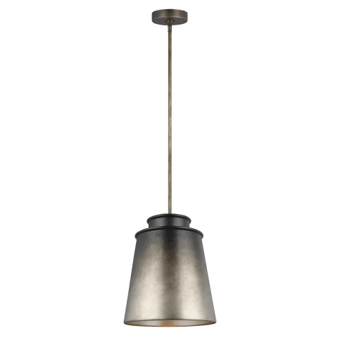 Fiona 1 - Light Pendant Oil Can Grey