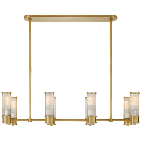 Allen Medium Linear Chandelier