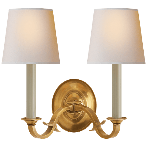 san francisco 230fd 5c99f Channing Double Sconce