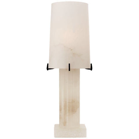 Pompeii Table Lamp in Alabaster