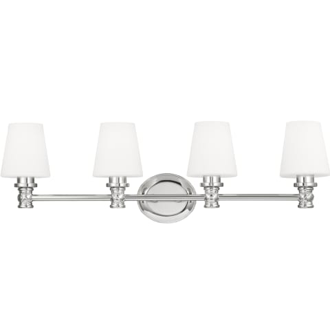 Xavierre 4 - Light Vanity Polished Nickel