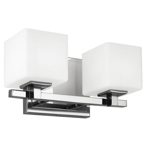 Sutton 2 - Light Vanity Chrome Bulbs Inc