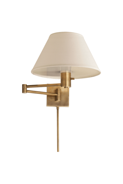 Classic Swing Arm Wall Lamp Designer, Wall Swing Arm Lamps Bedroom