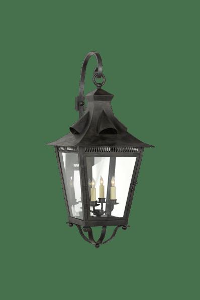 Orleans Large Bracketed Lantern Annex Circa Lighting