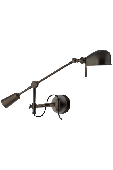 Rl 67 Boom Arm Wall Lamp Task Wall Circa Lighting
